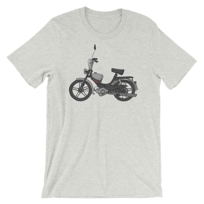 Image of Gear Warship - Puch Condor T-Shirt
