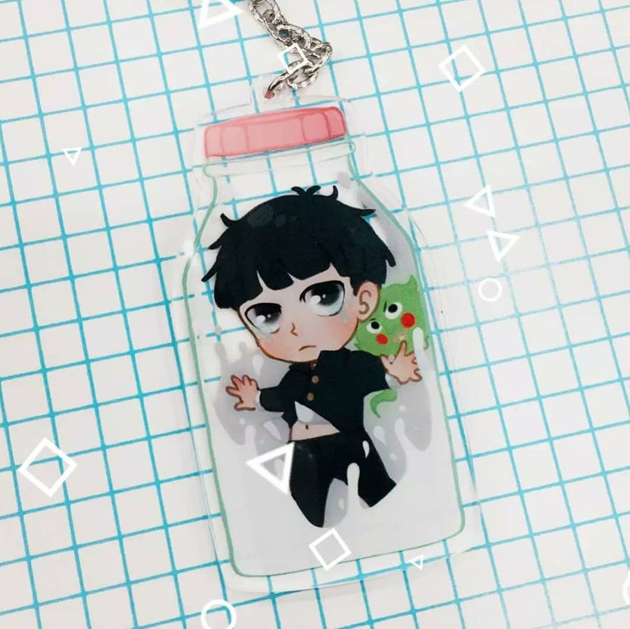 Image of Mob Psycho 100 Charm