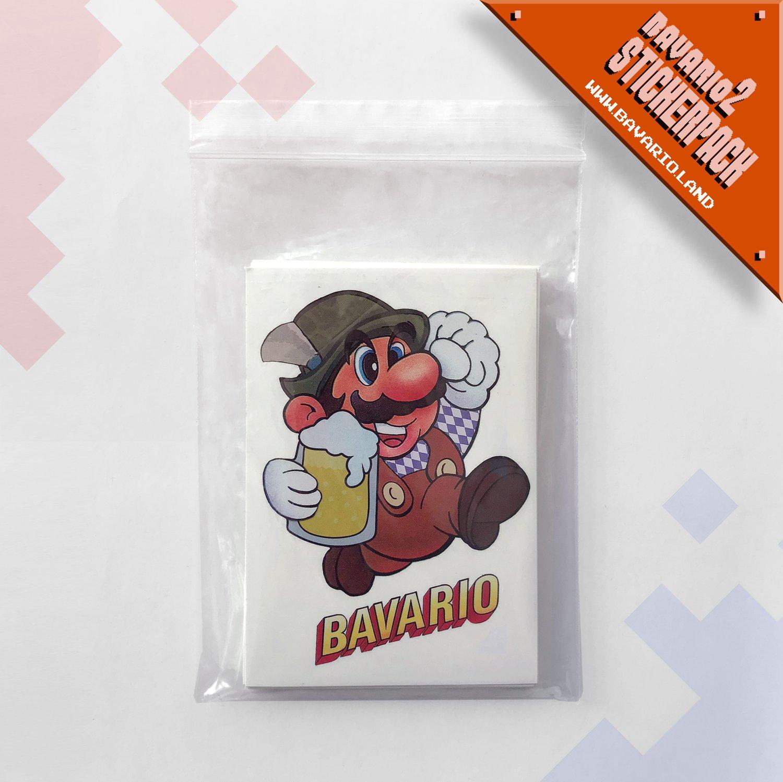 Image of Classic Bavario 2 Stickerpack