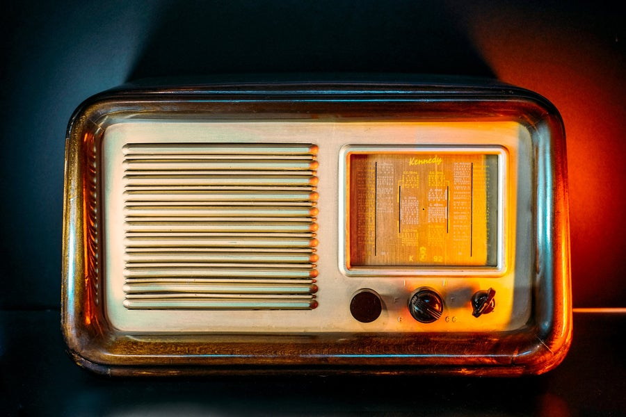 Image of KENNEDY K92 (1945) RADIO D'EPOCA BLUETOOTH