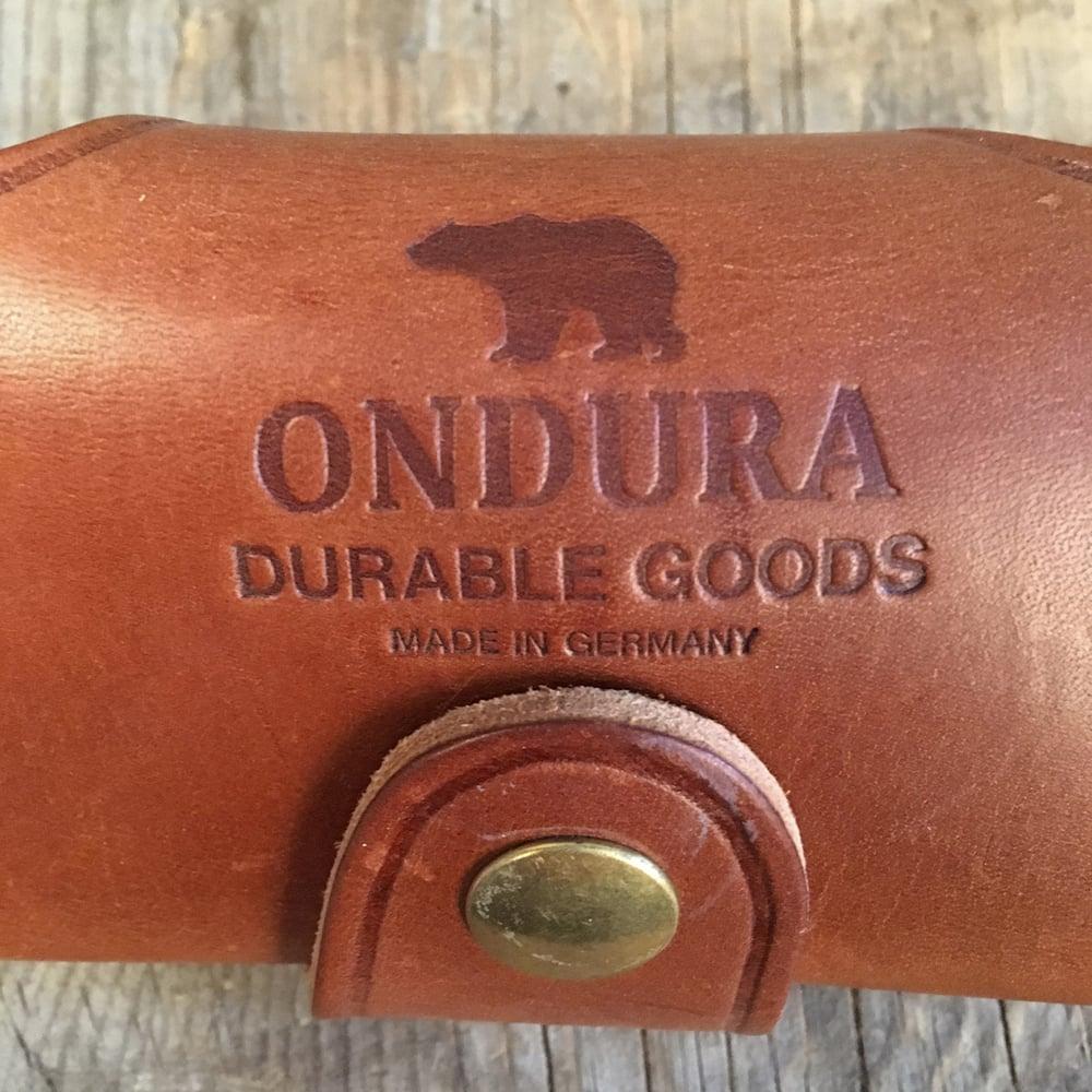 Image of ONDURA DURABLE GOODS SUNGLASS CASE BROWN