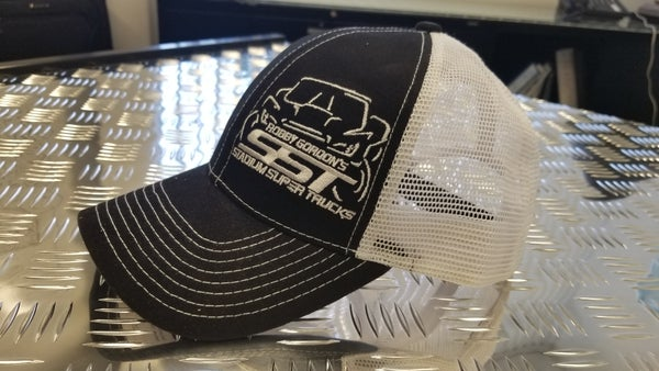 Image of SST White Trucker Hat