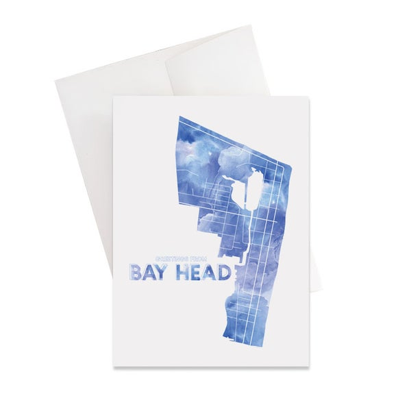 Image of Bay Head NJ Card