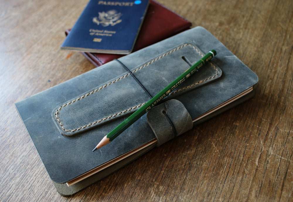 Image of Traveler's Notebook with Pen(cil) slot