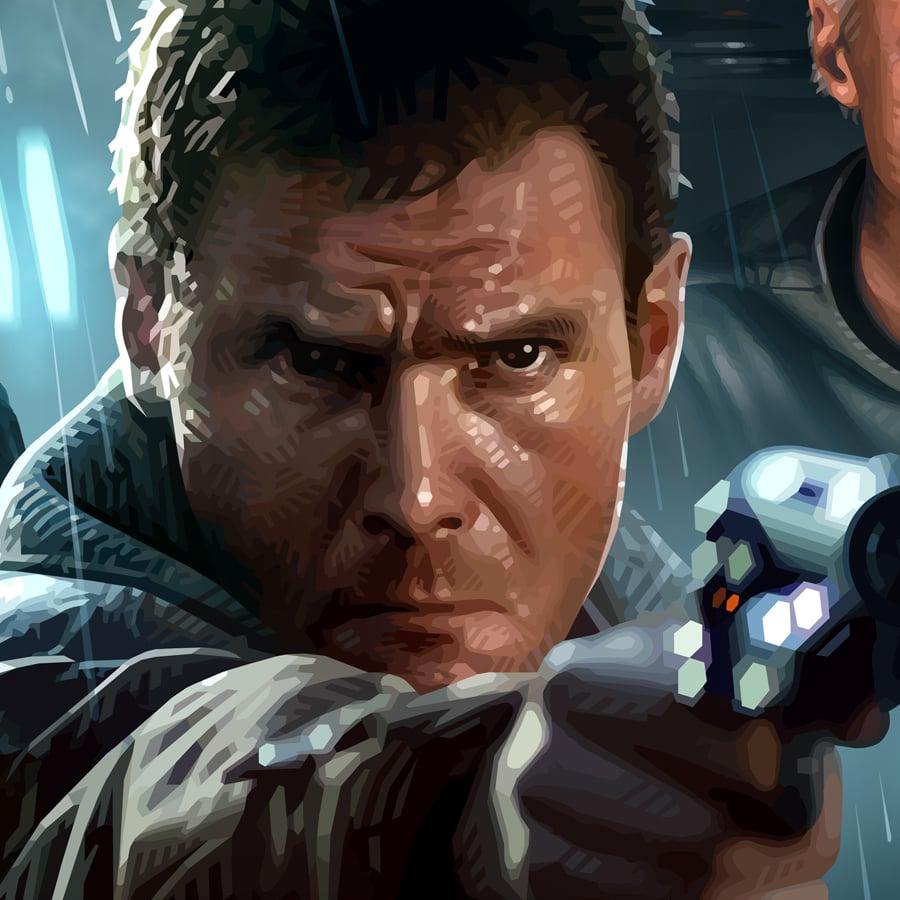 Image of Blade Runner Poster Pack