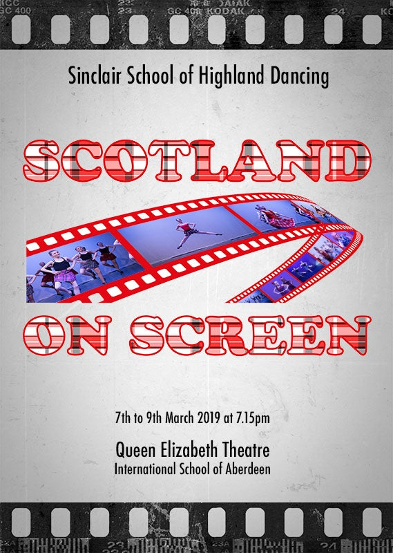 Image of Scotland on Screen - Sinclair School of Highland Dancing
