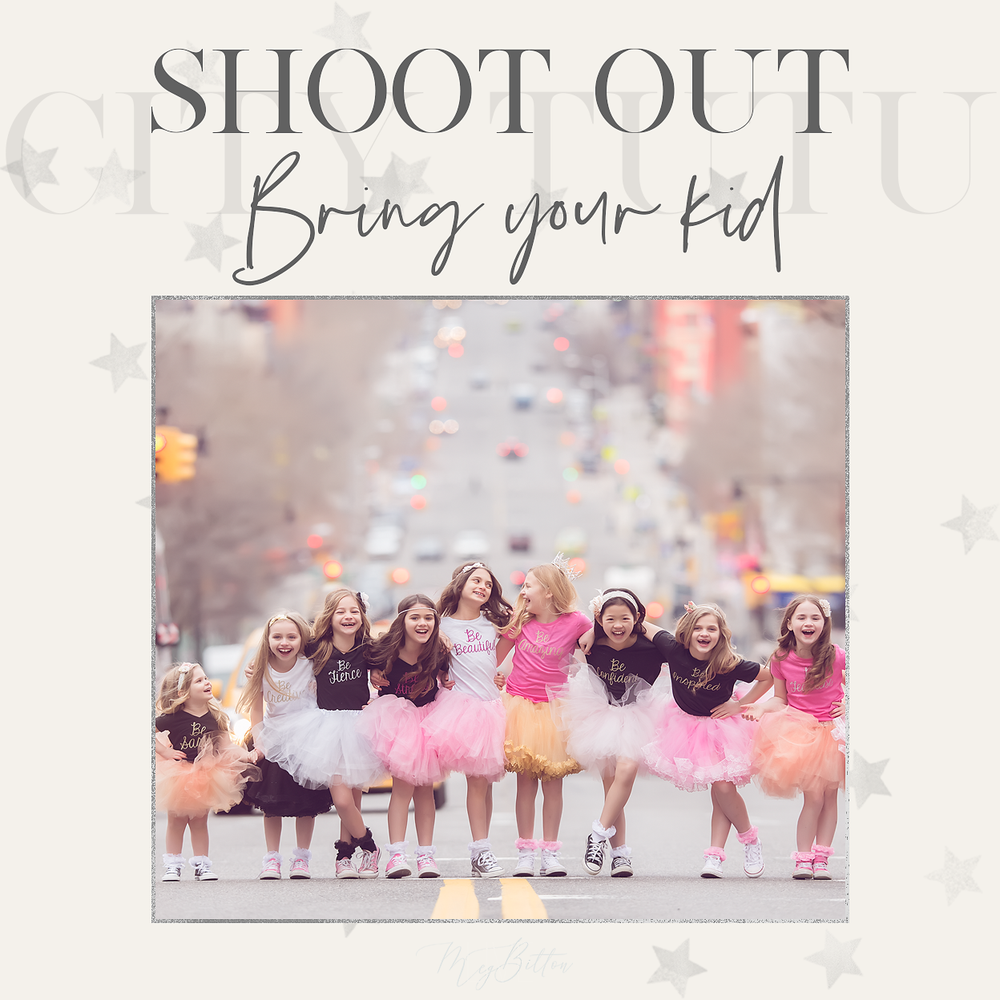 Image of NYC Bring your own little girl TUTU Shoot Out
