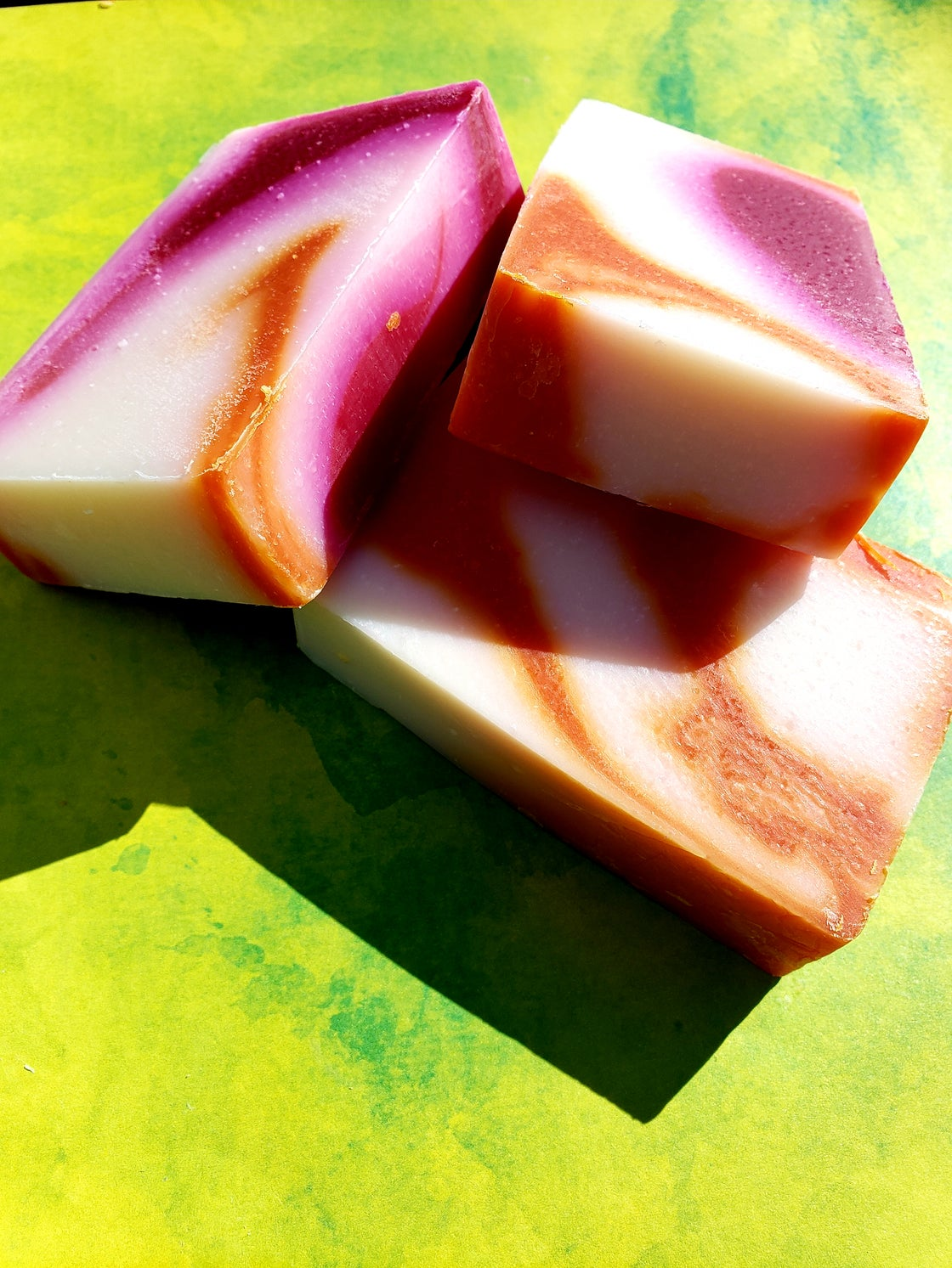Image of Sweet Citrus Nectar Body Bar