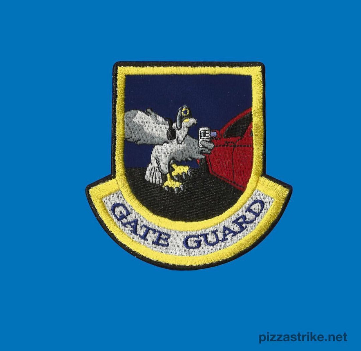 Image of Gate Guard Patch