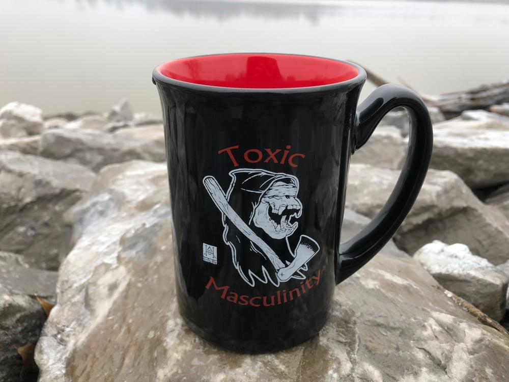 Image of HAC Toxic Masculinity Grim Ape Mug