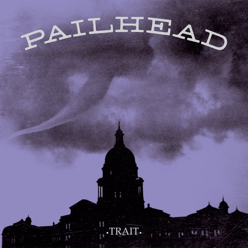 Image of Pailhead - Trait LP