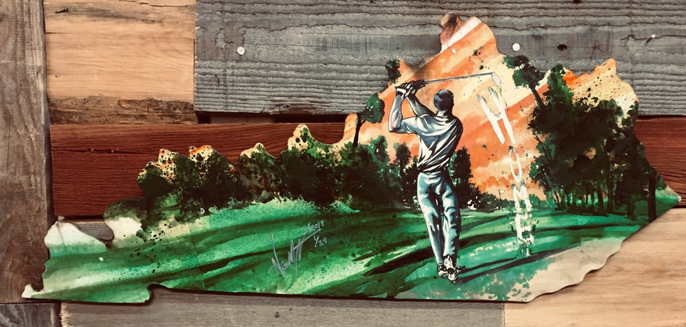 Image of Golfing For Home Kentucky