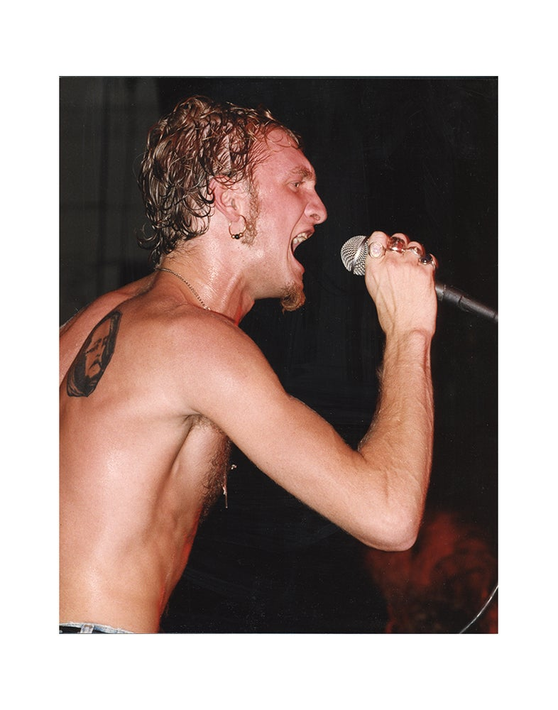 Image of 11x14 Layne Staley / Alice In Chains 1991 / 2