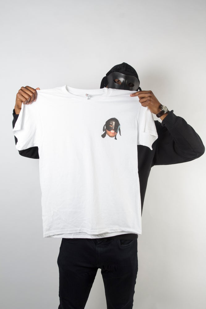 Image of Small Face T Shirt