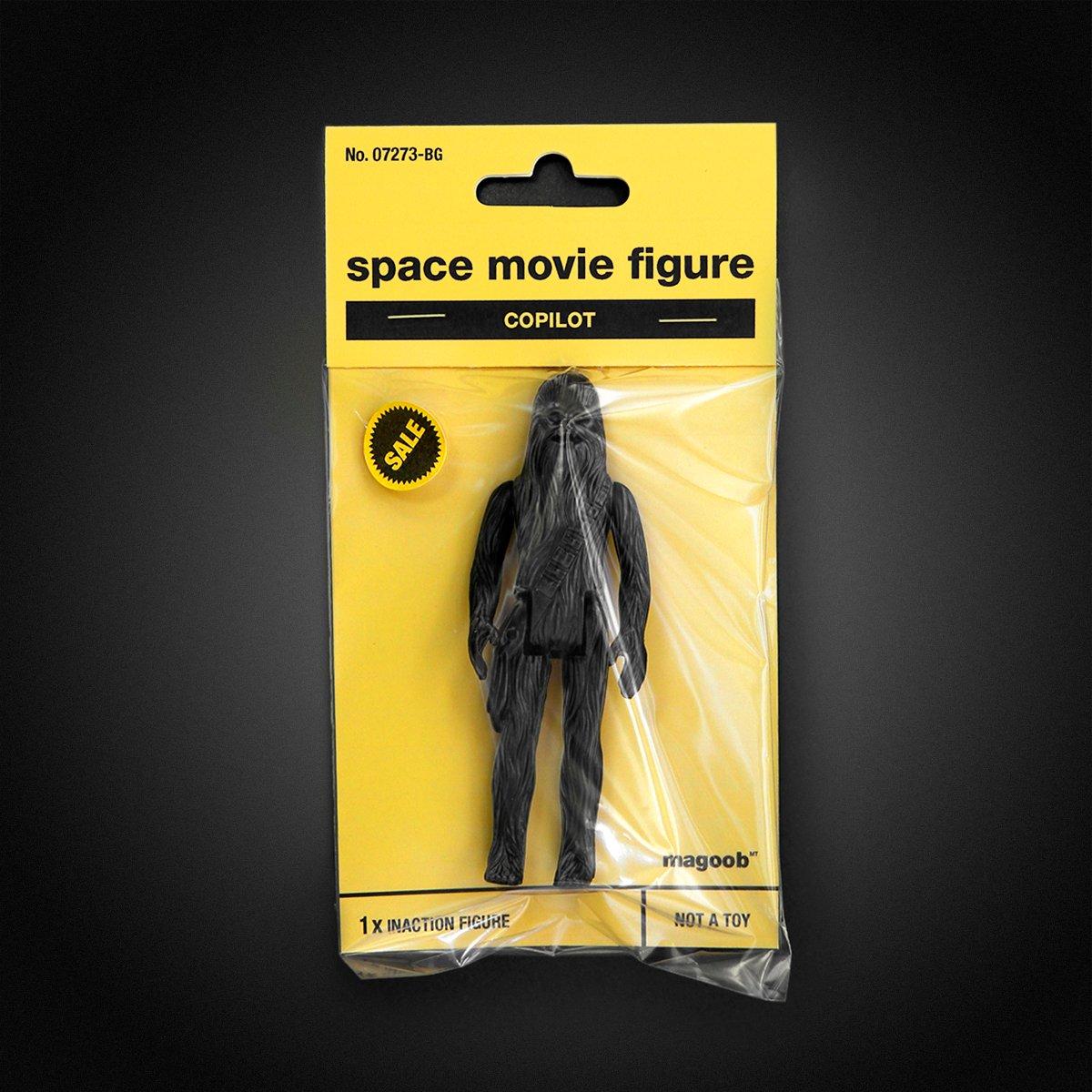 Image of SPACE MOVIE BAGGIE -  COPILOT