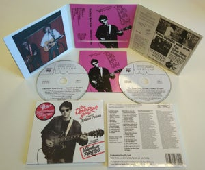 Image of THE DAVE RAVE GROUP - Valentino's Pirates (Bundle LP+2CD)