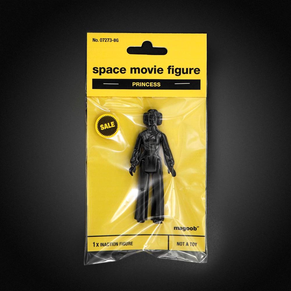 Image of SPACE MOVIE BAGGIE - PRINCESS
