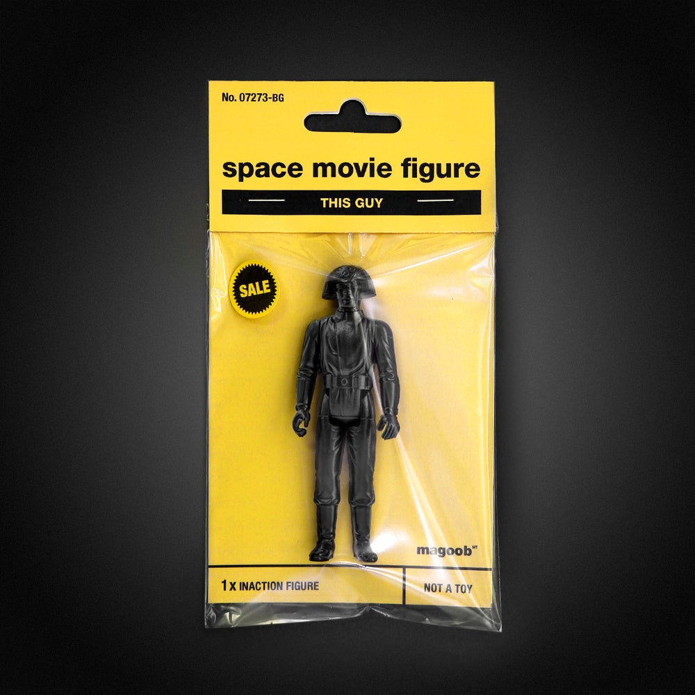 Image of SPACE MOVIE BAGGIE -  THIS GUY