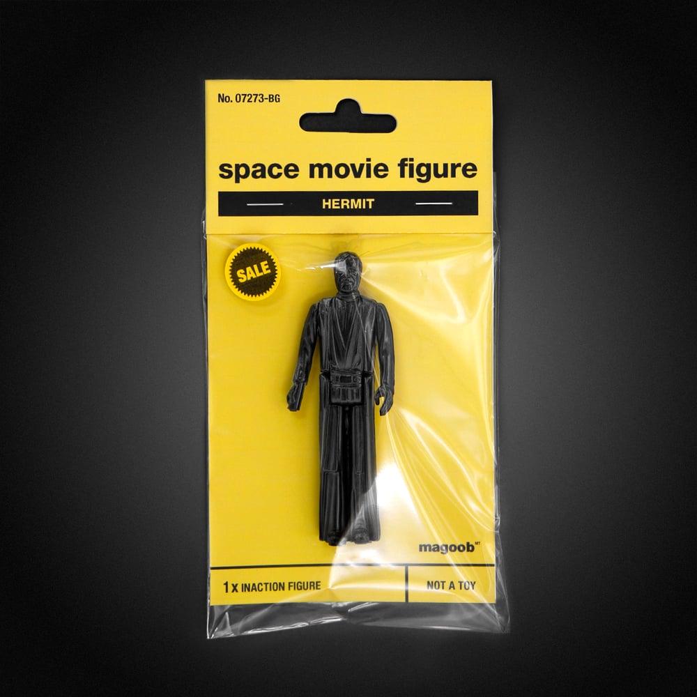 Image of SPACE MOVIE BAGGIE -  HERMIT