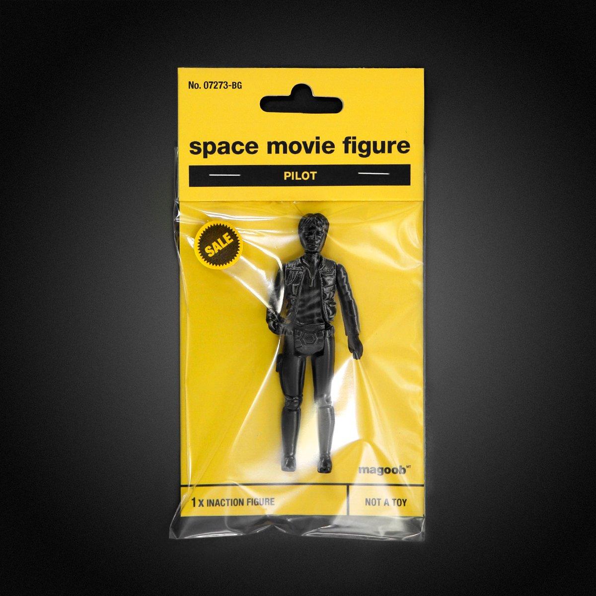 Image of SPACE MOVIE BAGGIE - PILOT