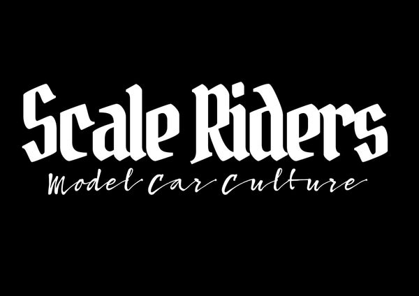 Image of OG Logo Scale Riders Vinyl Sticker