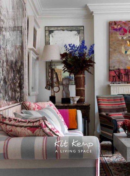 Image of A Living Space - Kit Kemp