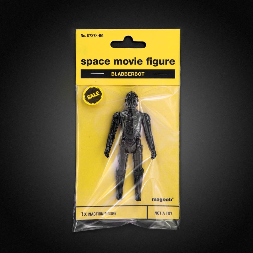 Image of SPACE MOVIE BAGGIE - BLABBERBOT