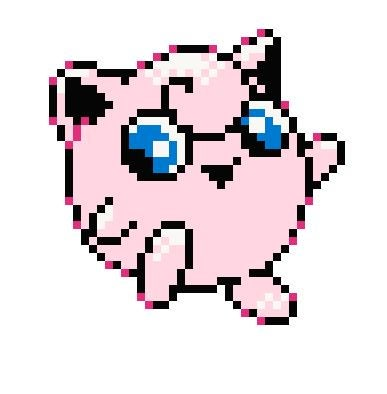 Image of Jigglypuff Pokemon KIT