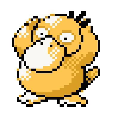 Image of Psyduck Pokemon KIT