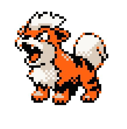 Image of Growlithe Pokemon KIT