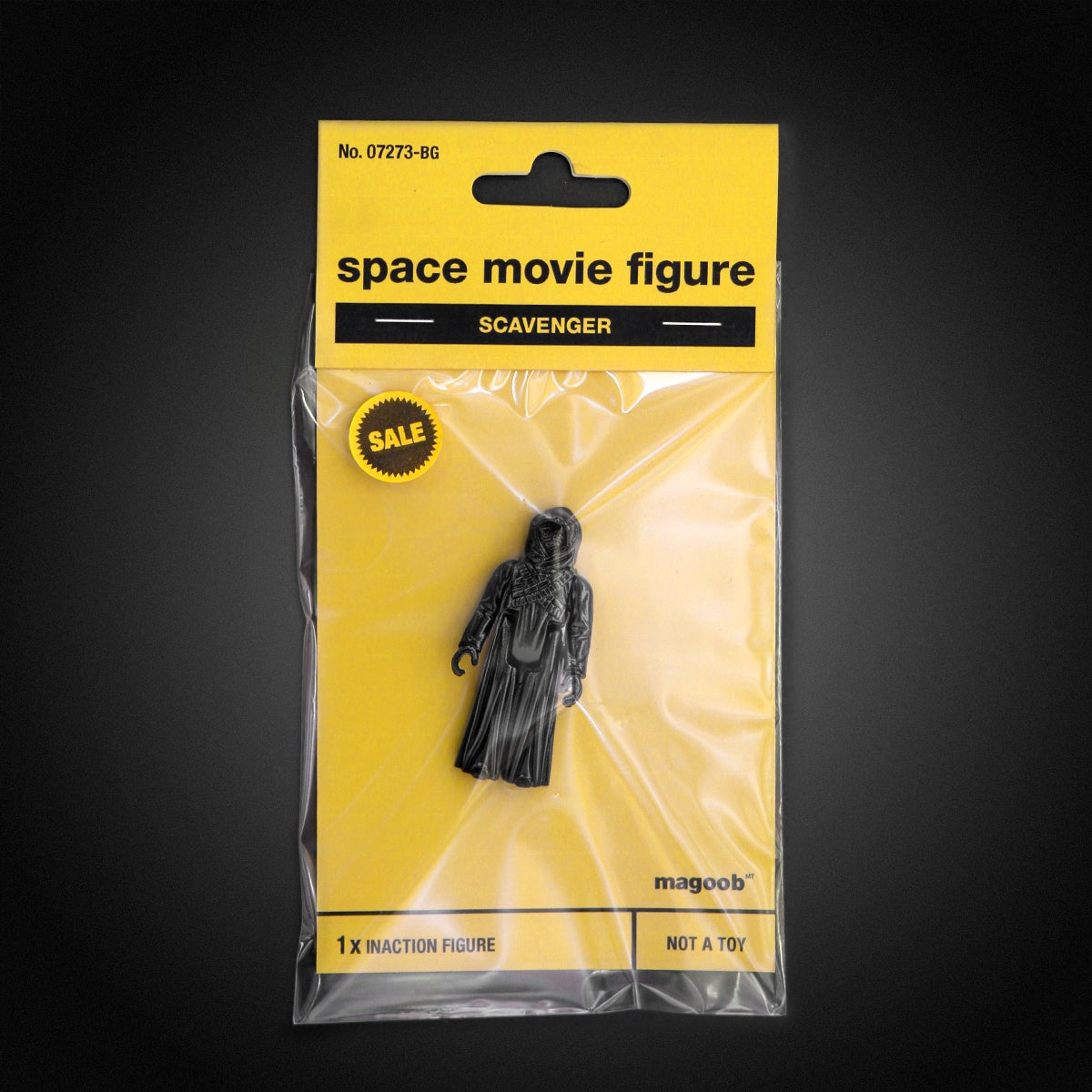 Image of SPACE MOVIE BAGGIE - SCAVENGER
