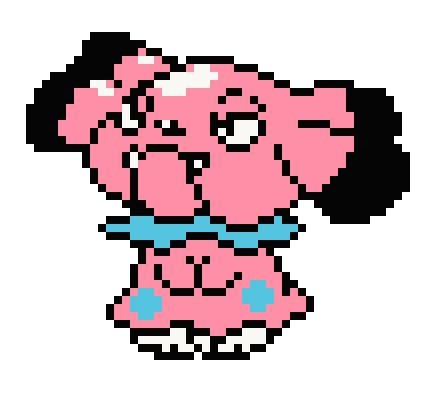 Image of Snubbull Pokemon KIT