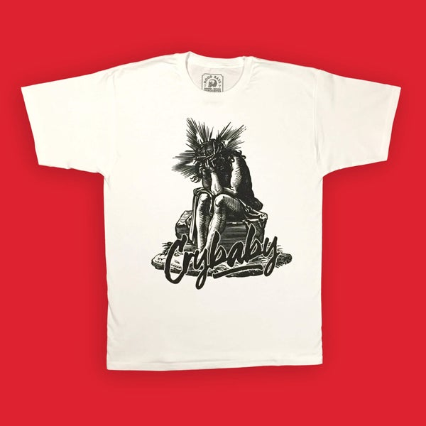Image of 'Crybaby Jesus' T-Shirt