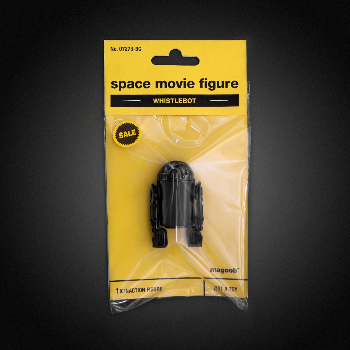 Image of SPACE MOVIE BAGGIE - WHISTLEBOT