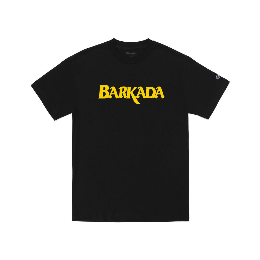 Image of BARKADA Champion Tee (Black)