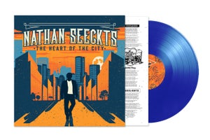 Image of 'The Heart Of The City' 180 gram LP