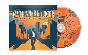 Image of 'The Heart Of The City' CD