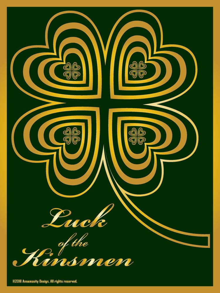 Image of Luck of the Kinsmen