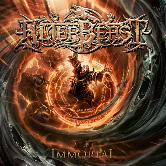 Image of Alterbeast Immortal CD