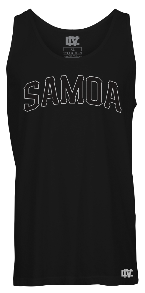 Image of Samoa Majors Tank Top