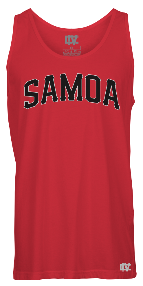 Image of Samoa Majors Tank Top