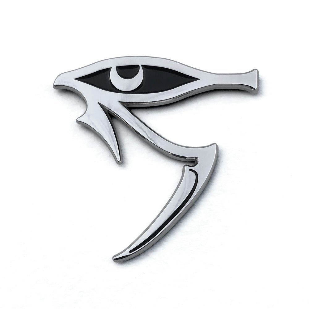 Image of Eye Scythe Pin