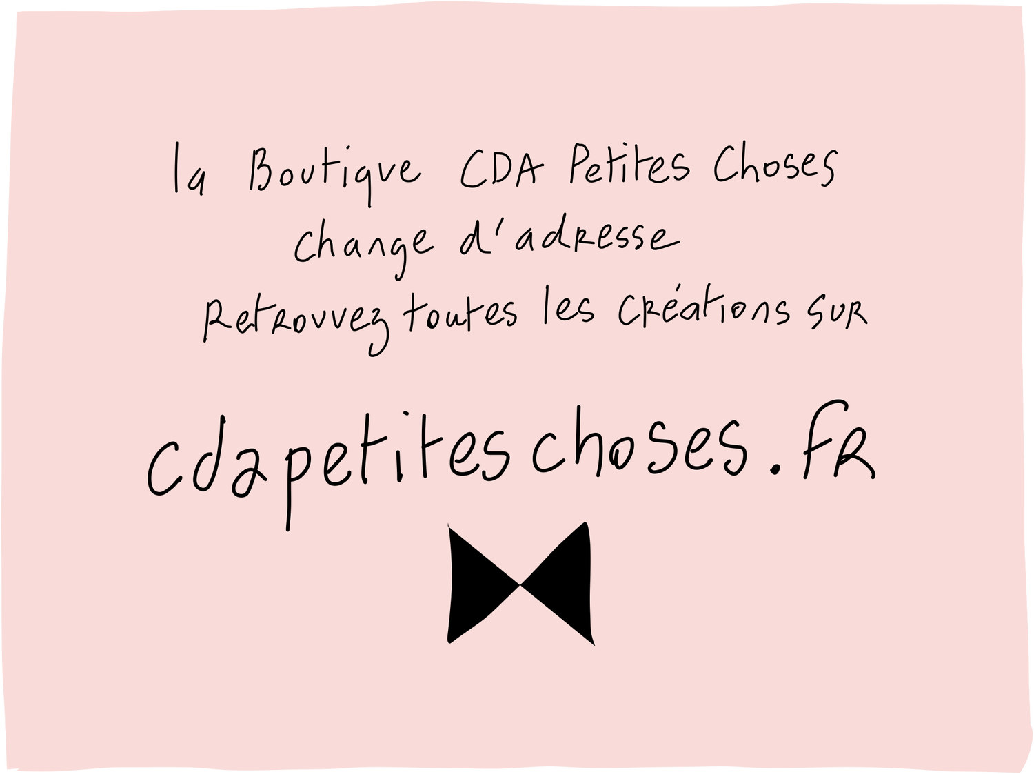 Image of Changement d'adresse