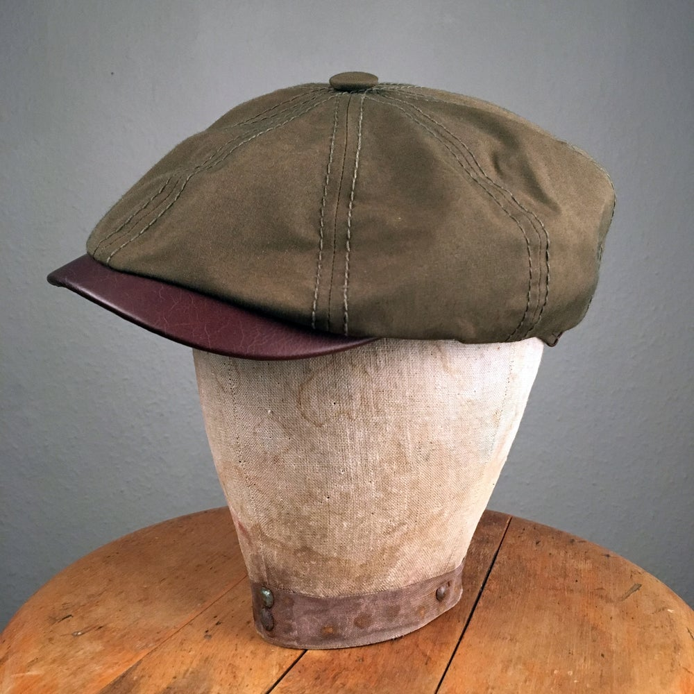 Image of STETSON HATTERAS WAXED COTTON