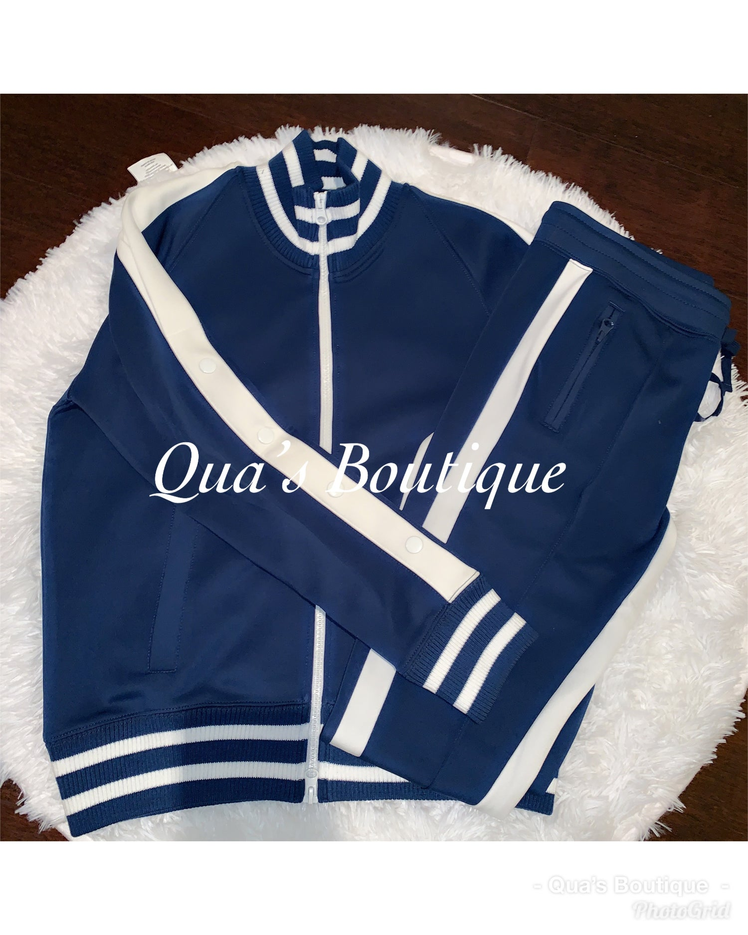 Image of Water Chic  jogger set