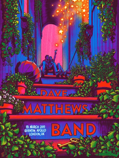 Image of Dave Matthews Band - London, UK 2019