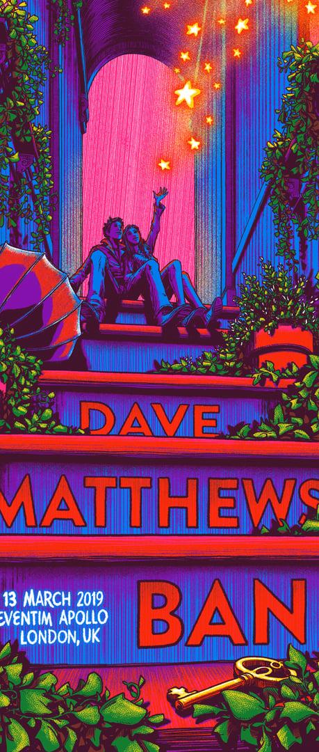 Image of Dave Matthews Band - London, UK 2019