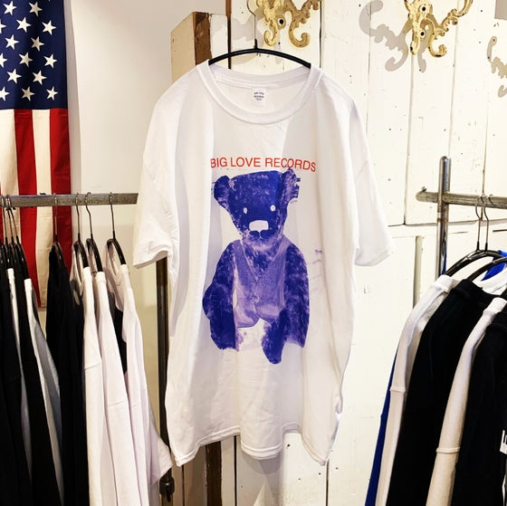 Image of BLUE BEAR T-SHIRT 2019