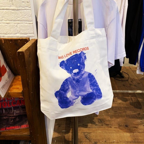 Image of BLUE BEAR TOTE