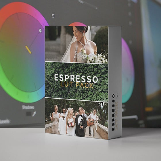 Image of ESPRESSO Lut Pack